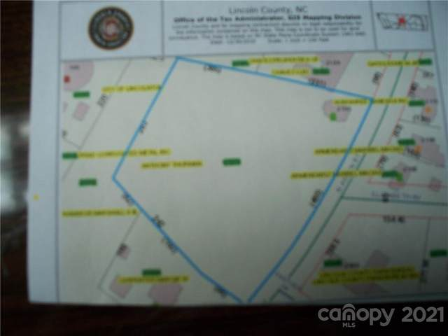 2103 N Aspen Street, Lincolnton, NC 28092 (#3729988) :: Robert Greene Real Estate, Inc.