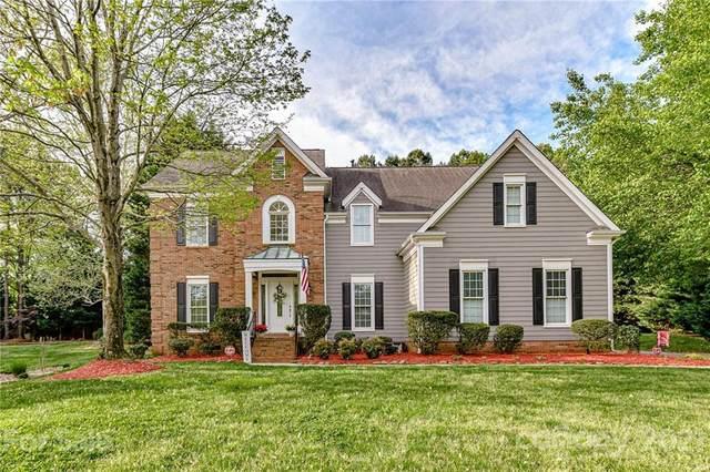 4711 Heatherton Place, Charlotte, NC 28270 (#3729991) :: Scarlett Property Group