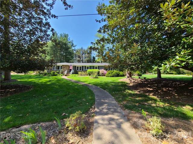 1 S Oak Forest Drive, Asheville, NC 28803 (#3729992) :: NC Mountain Brokers, LLC