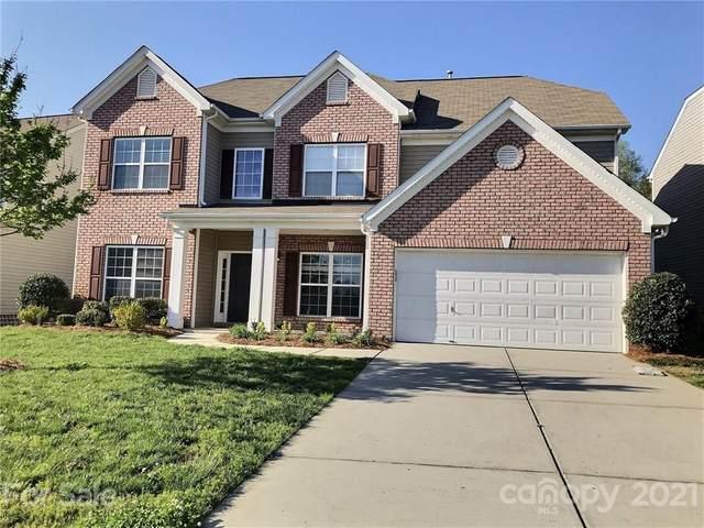 9752 Ravenscroft Lane, Concord, NC 28027 (#3730118) :: Caulder Realty and Land Co.