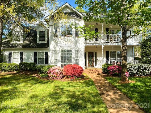 5417 Creft Circle, Indian Trail, NC 28079 (#3730142) :: Lake Wylie Realty