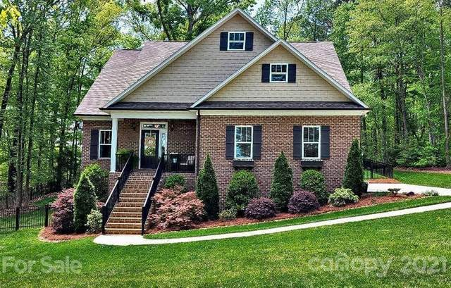 2000 Scuffle Hill Drive, Monroe, NC 28110 (MLS #3730144) :: RE/MAX Impact Realty