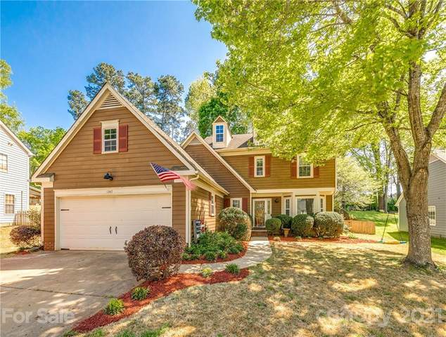 1347 Saint Katherines Way, Rock Hill, SC 29732 (#3730179) :: High Performance Real Estate Advisors