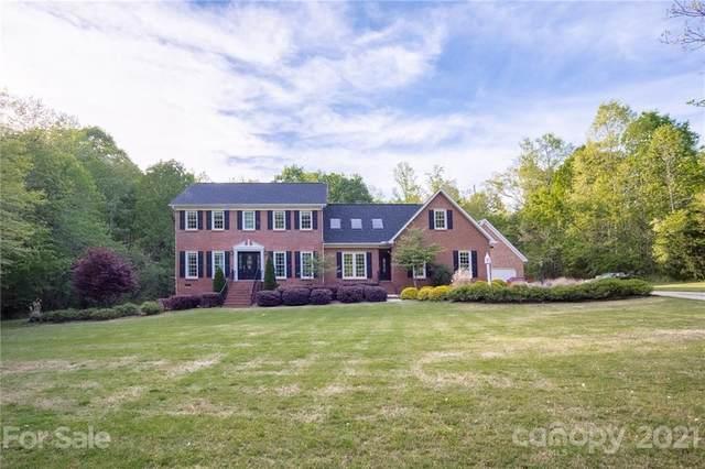 10915 Tara Oaks Drive #10, Charlotte, NC 28227 (#3730190) :: Stephen Cooley Real Estate Group