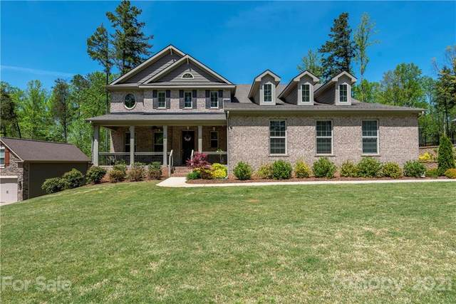 288 San Agustin Drive, Mooresville, NC 28117 (#3730249) :: LePage Johnson Realty Group, LLC