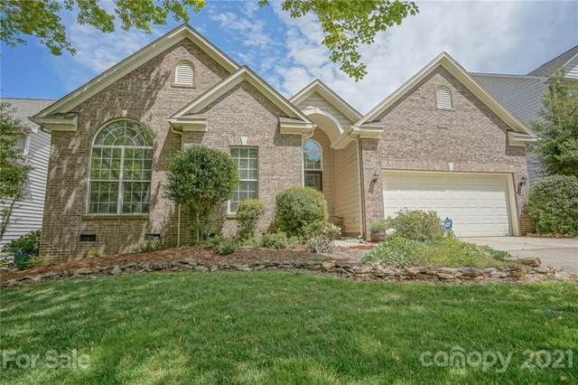 11821 Kennon Ridge Lane, Huntersville, NC 28078 (#3730269) :: High Performance Real Estate Advisors