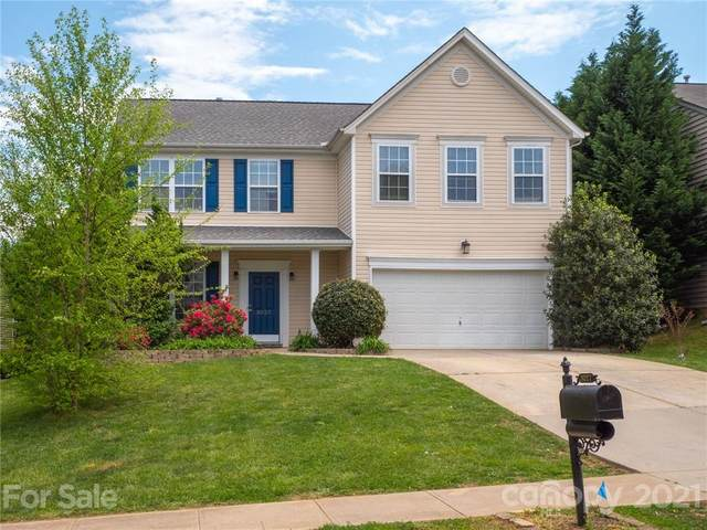3027 Huntington Ridge Court, Matthews, NC 28105 (#3730307) :: High Performance Real Estate Advisors