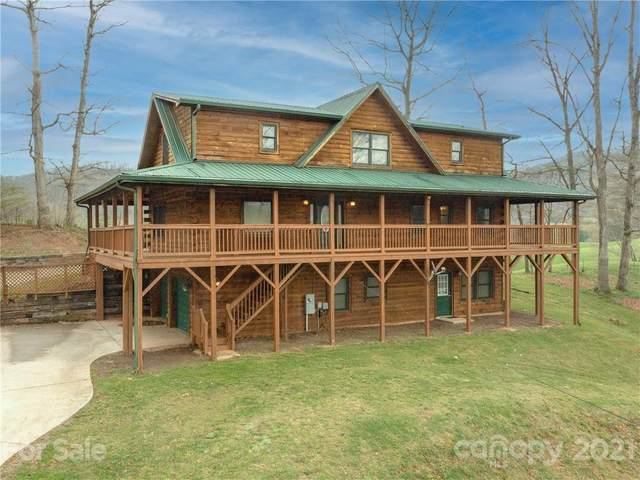 207 Longridge Lane, Waynesville, NC 28785 (#3730309) :: High Performance Real Estate Advisors