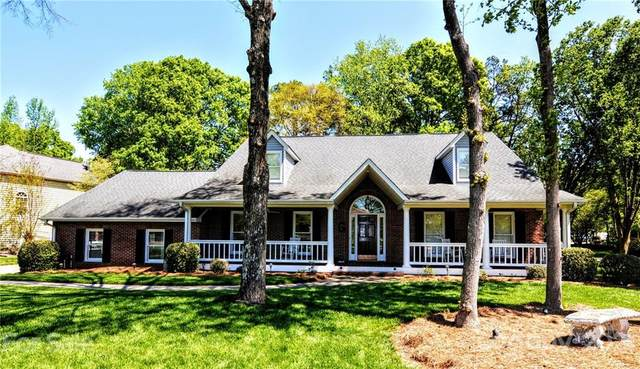 5344 Saddlewood Lane, Mint Hill, NC 28227 (#3730314) :: Stephen Cooley Real Estate Group