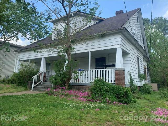 206 S Iredell Avenue, Spencer, NC 28159 (#3730345) :: Carlyle Properties