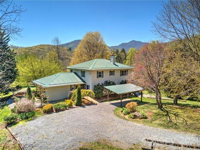 95 Stonegate Trail, Leicester, NC 28748 (#3730369) :: The Ordan Reider Group at Allen Tate