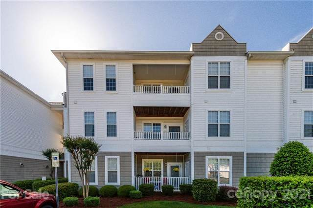 18711 Ruffner Drive #2H, Cornelius, NC 28031 (#3730424) :: The Sarver Group