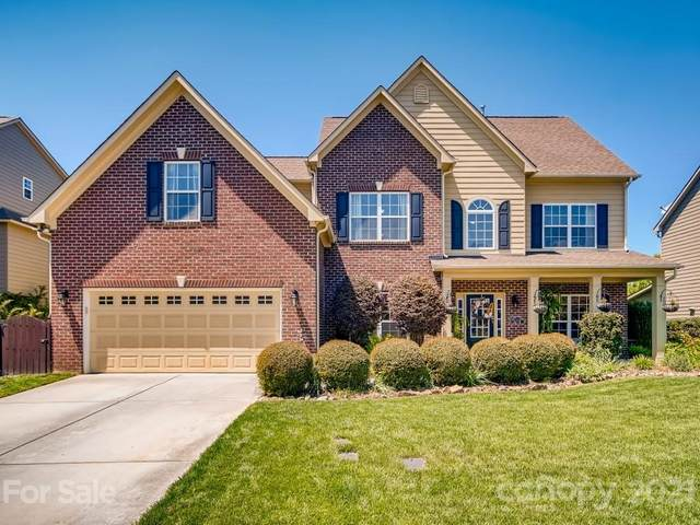 4007 Sedgewick Road, Indian Trail, NC 28079 (#3730435) :: Stephen Cooley Real Estate Group