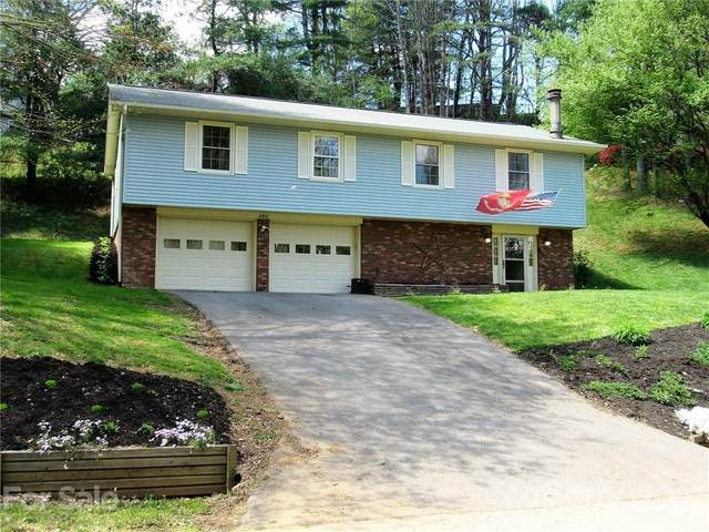 280 Pioneer Drive, Waynesville, NC 28786 (#3730444) :: LePage Johnson Realty Group, LLC