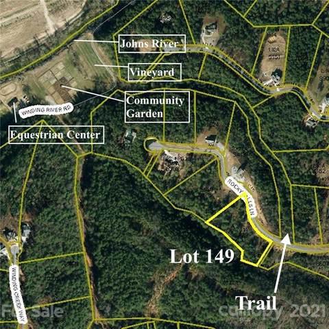 5673 Rocky Falls Lane #149, Lenoir, NC 28645 (#3730551) :: Stephen Cooley Real Estate Group