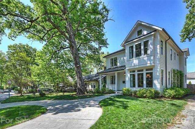 2001 Kenwood Avenue, Charlotte, NC 28205 (#3730555) :: Willow Oak, REALTORS®