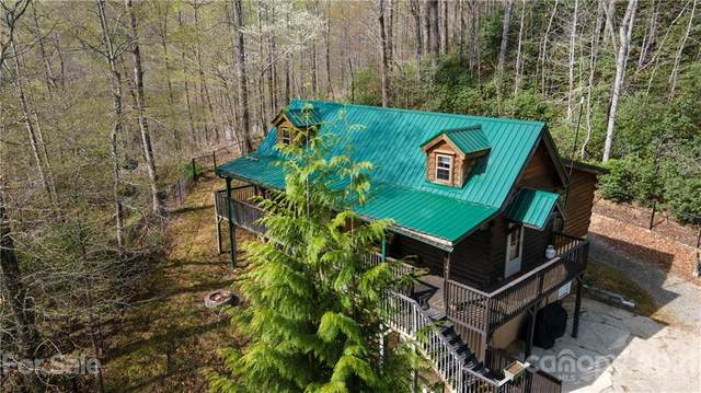 898 Morgan Hill Road, Black Mountain, NC 28711 (#3730563) :: NC Mountain Brokers, LLC