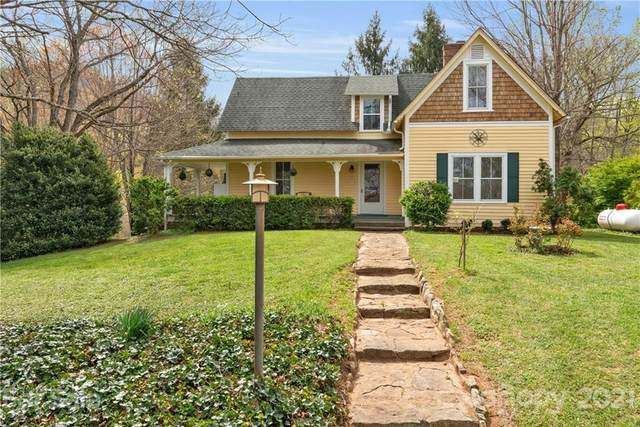 105 Old Orchard Road, Waynesville, NC 28786 (#3730614) :: LePage Johnson Realty Group, LLC