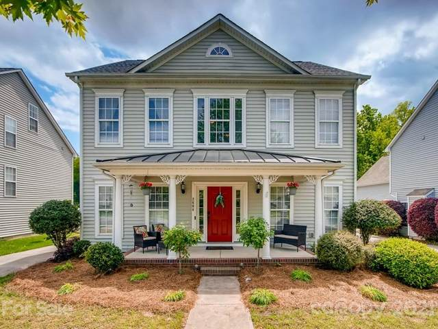 2604 Sunberry Lane NW #48, Concord, NC 28027 (#3730651) :: Stephen Cooley Real Estate Group