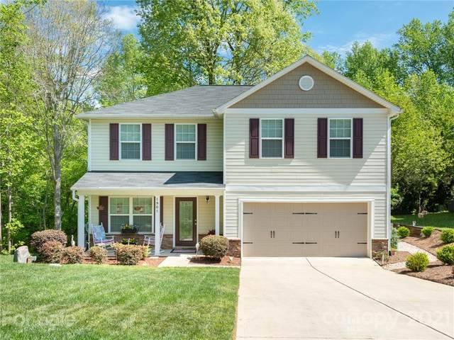 1901 Thorn Crest Drive, Waxhaw, NC 28173 (#3730665) :: The Ordan Reider Group at Allen Tate