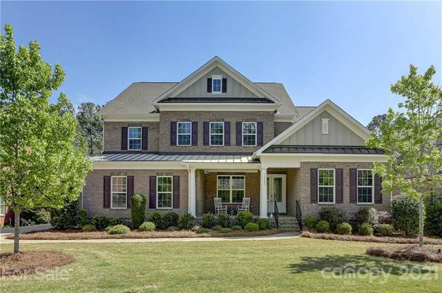 16607 Doves Canyon Lane, Charlotte, NC 28278 (#3730695) :: Willow Oak, REALTORS®