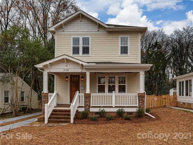 410 Seldon Drive, Charlotte, NC 28208 (#3730709) :: The Allen Team