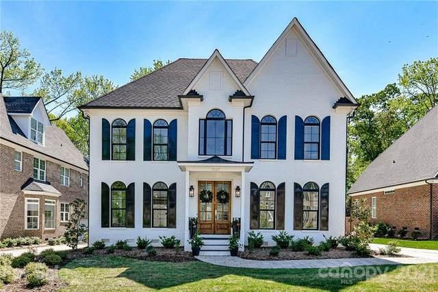 7107 Alexander Crest Lane, Charlotte, NC 28270 (#3730725) :: LePage Johnson Realty Group, LLC