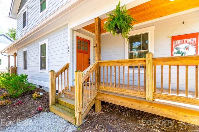 145 Courtland Avenue #4, Asheville, NC 28801 (#3730743) :: TeamHeidi®