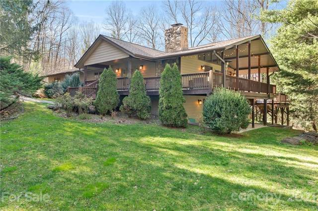388 Locust Drive, Maggie Valley, NC 28751 (#3730756) :: The Ordan Reider Group at Allen Tate