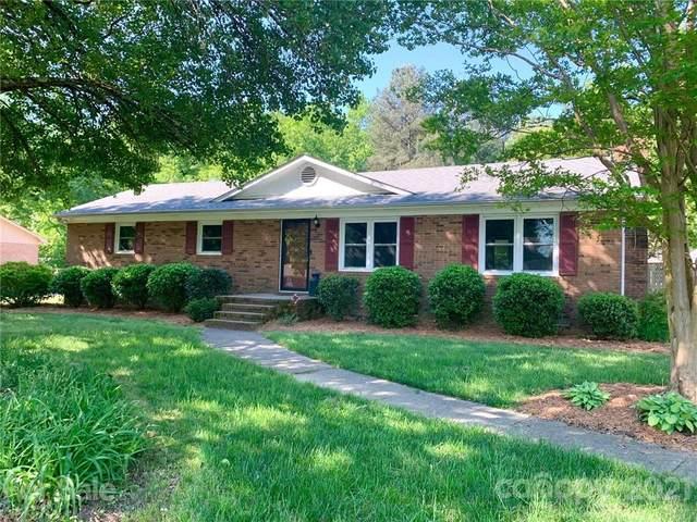 15100 Catawba Circle S, Matthews, NC 28104 (#3730762) :: High Performance Real Estate Advisors