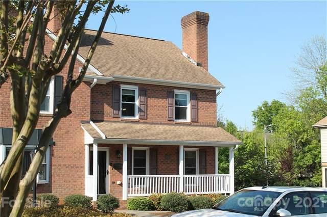 817 Mitchell Avenue 2D, Salisbury, NC 28144 (MLS #3730778) :: RE/MAX Impact Realty