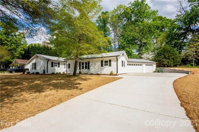 131 Woodview Drive, Statesville, NC 28625 (#3730826) :: Stephen Cooley Real Estate Group