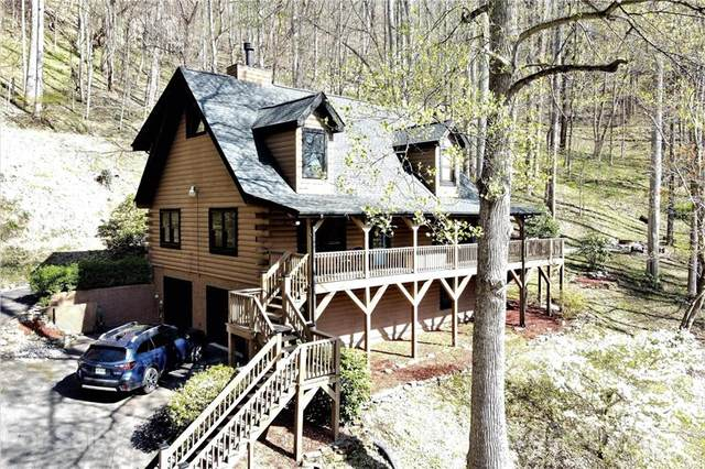 103 Lion Heart Lane, Maggie Valley, NC 28751 (#3730843) :: TeamHeidi®