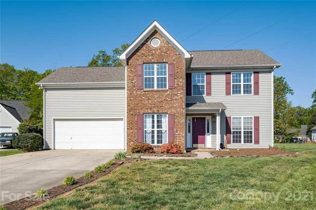 1407 Cottage Creek Road, Indian Trail, NC 28079 (#3730880) :: LePage Johnson Realty Group, LLC