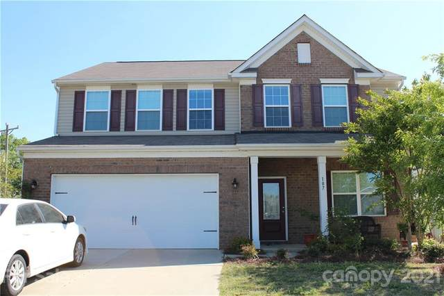 107 Mackinac Drive, Mooresville, NC 28117 (#3730907) :: The Sarver Group