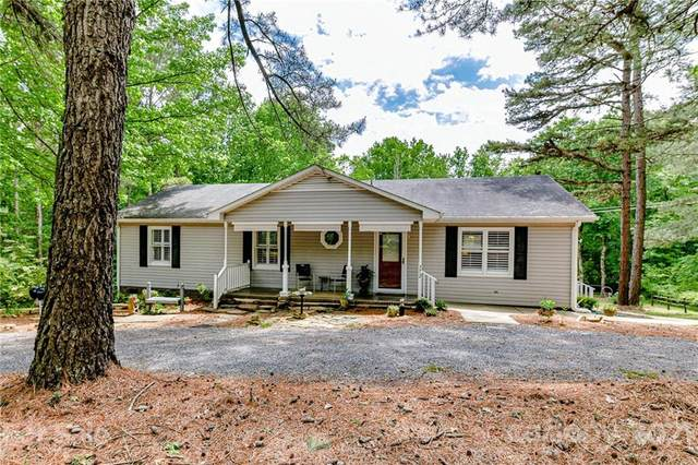 372 Mccoys Creek Road 4 & 5, Oakboro, NC 28129 (#3730925) :: BluAxis Realty