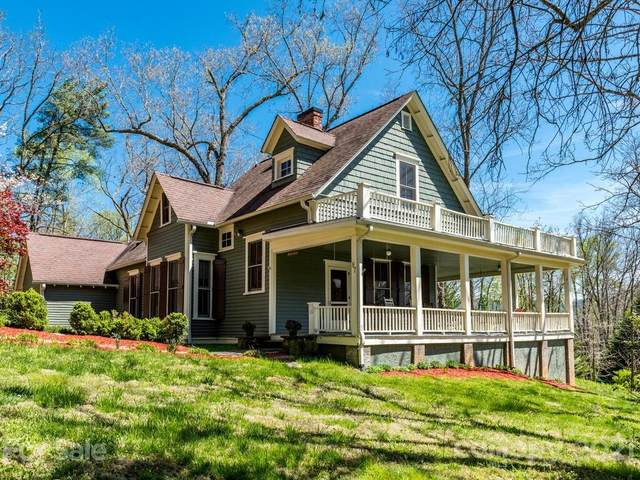 87 Hamburg Mountain Road, Weaverville, NC 28787 (#3730948) :: MOVE Asheville Realty