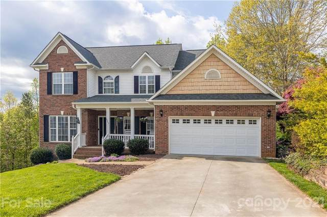 4960 Old River Drive #68, Hickory, NC 28602 (#3730995) :: DK Professionals Realty Lake Lure Inc.