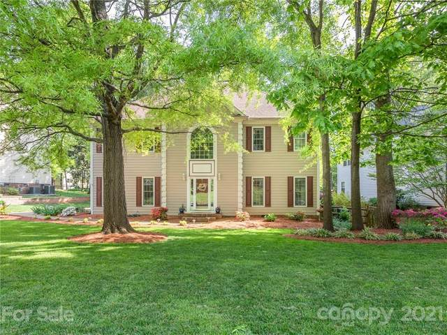8831 New Oak Lane, Huntersville, NC 28078 (#3731006) :: Stephen Cooley Real Estate Group
