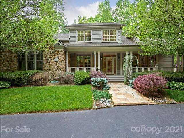 1000 Indian Cave Road, Hendersonville, NC 28739 (#3731042) :: Austin Barnett Realty, LLC
