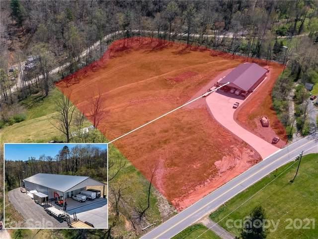 43 Carolina Mountain Drive, Candler, NC 28715 (#3731062) :: Premier Realty NC