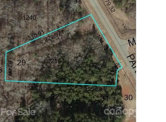 315 Parks Meadows Drive #29, Lexington, NC 27292 (#3731091) :: LePage Johnson Realty Group, LLC