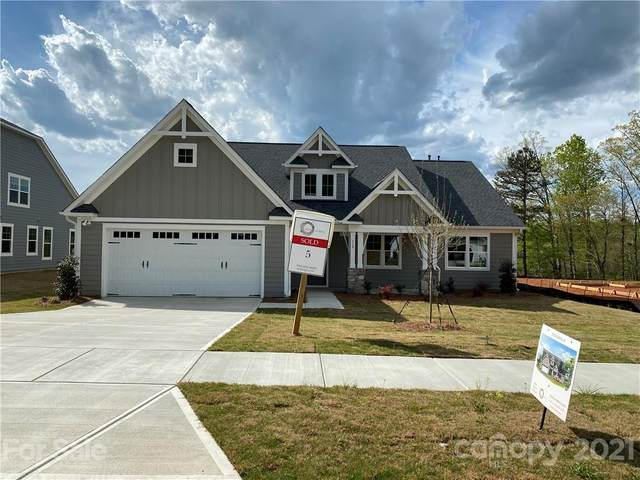 135 Round Rock Circle #9, Troutman, NC 28166 (#3731100) :: Stephen Cooley Real Estate Group