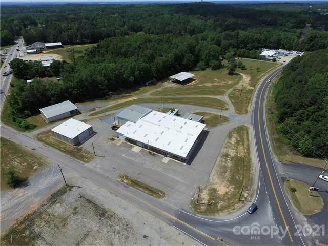 894 Hwy 52 Highway, Wadesboro, NC 28170 (#3731126) :: BluAxis Realty