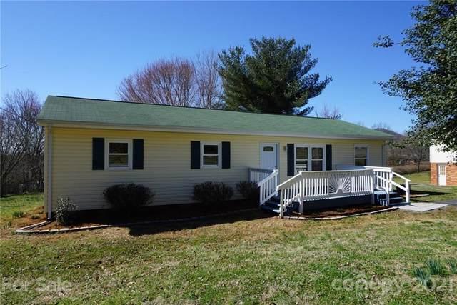 1257 Fieldcrest Drive, Hickory, NC 28602 (#3731143) :: LePage Johnson Realty Group, LLC