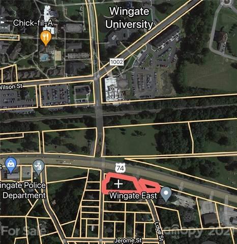 000 Hwy 74 Highway, Wingate, NC 28174 (#3731172) :: www.debrasellscarolinas.com