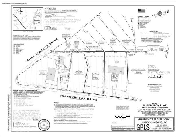 Sharonbrook Sharonbrook Drive A, Charlotte, NC 28210 (#3731193) :: Home and Key Realty