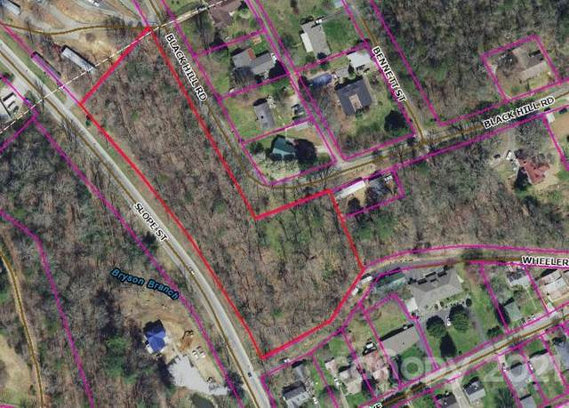 0 Slope Street, Bryson City, NC 28713 (#3731199) :: BluAxis Realty