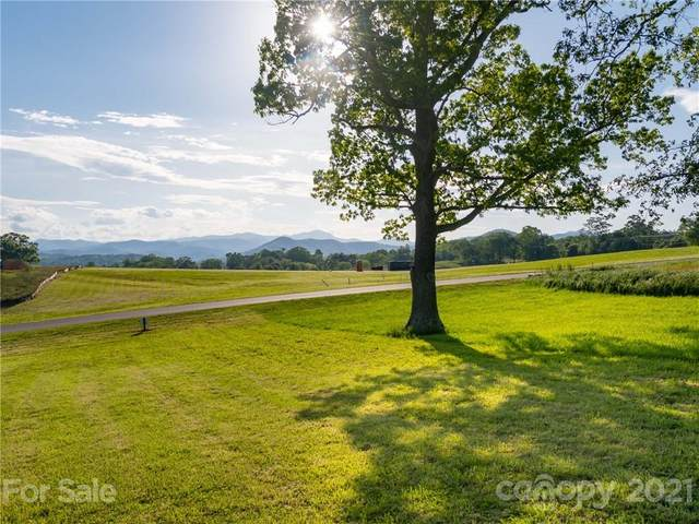 Lot 6 Majestic Ridge Road #6, Mills River, NC 28759 (#3731202) :: TeamHeidi®