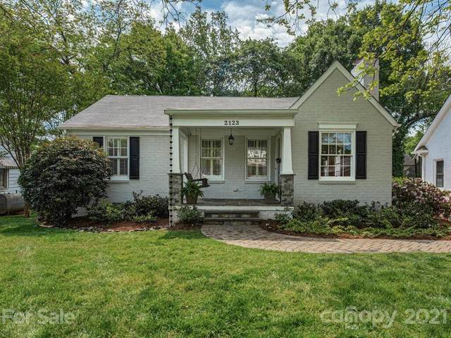 2123 Floral Avenue, Charlotte, NC 28203 (#3731223) :: LePage Johnson Realty Group, LLC